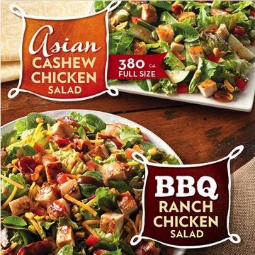Wendys Menu Salads Wendy's Updates Gluten...