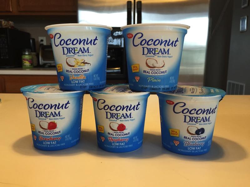 Review: Coconut Dream Yogurt - Celiac Disease
